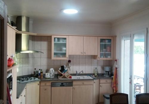 Puits de lumière cuisine à Toulouse